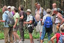 Wanderwoche neboli Turistický týden je každoroční akce, při které němečtí rodáci poznávají krásy Jeseníků. Každý den urazí pěšky patnáct i dvacet kilometrů.