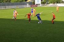 Fotbalisté Krnova vyhráli