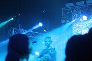 Krnovští Bratři Orffové odehráli skvělý koncert v krnovském klubu Kofola.
