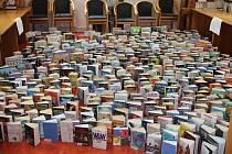 Knihy už nemusí do karantény.
