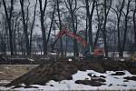 V krnovské průmyslové zóně Červený dvůr začala výstavba závodu na výrobu ovocných a energetických tyčinek.