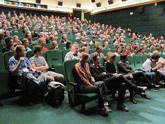 Krnovský třídenní filmový festival Krrr!