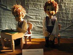 Do konce června můžete navštívit výstavu loutek v SVČ Krnov.