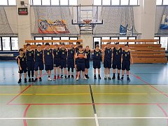 MINIŽÁCI BK Krnov se před nedávnem představili na tradičním mezinárodním turnaji v Zyrardówě.