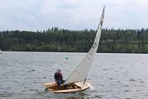 Na Slezské Hartě proběhl 25. ročník skautského mistrovství ČR v jachtingu závod Skare 2019. Je to skautská regata, každoroční jachtařský závod vodních skautů, pořádaný od roku 1994. O bezpečnost závodníků na vodě dbala bruntálská Vodní záchranná služba.