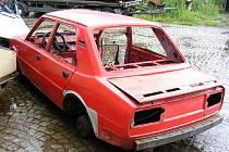 Městský úřad v Bruntále spolu se soukromou firmou opět organizuje bezplatný sběr autovraků.
