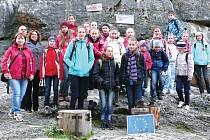 Děti ze slovenského Rajce a z Krnova se loni setkávaly na společných workshopech. Výsledky své práce představí od 8. ledna ve Flemmichově vile.