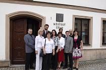 Litevská delegace zavítala do partnerského Rýmařova.