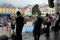Dny města v Bruntále - sobota.