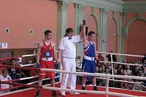 Přes tři stovky diváků se přišly podívat na první ročník bruntálského boxu, který pod názvem Přátelské a exhibiční utkání severní a jižní Moravy pořádal s přispěním města Bruntál boxerský klub BC Gambare Olomouc.