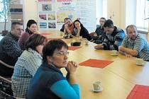 Osoblažský cech má tři muže a devět žen. Není divu, že jeho genderový audit dopadl na výbornou.