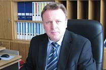 Generální ředitel Alfa Plastik, a. s., Rostislav Šimanský.