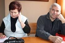Jarmila Malá a její partner Vojtěch Gröhling se již několik měsíců ve vlastním bytě pořádně nevyspali kvůli podivnému hluku.