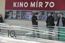 Krnovský filmový festival Krrr! Ilustrační foto.
