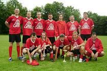 Vítězný tým Triosport.