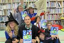 Tým krnovských čtenářů se vydal na Kniholympiádu do Olomouce.