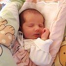 Jmenuji se LAURA HOLINKOVÁ, narodila jsem se 1. prosince, při narození jsem vážila 2705g a měřila 46cm.