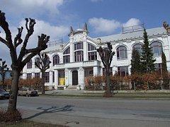 Palác Silesia.