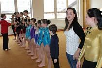 O gymnastický sál v bruntálské Zeyerově ulici svěřenci trenérky Libuše Hornové přišli. Rok nacvičovali po pronájmech, než se jim podařilo nalézt nový tréninkový sál v Nádražní ulici.