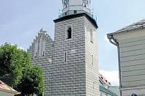 Kostel Nanebevzetí Panny Marie. Ilustrační foto.