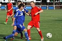 Fotbalisté Bruntálu se rozjeli, po vítězství v Oldřišově poskočili na třetí místo.