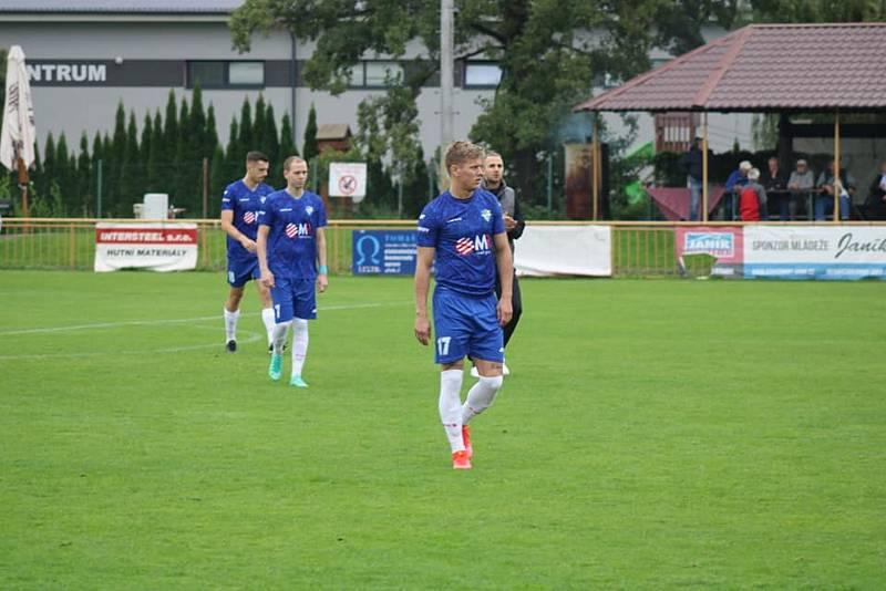Krnovští fotbalisté vyhráli osmý zápas v řadě. Naposledy vyhráli v Hájí 3:4.