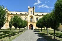 Zámecký park ve Slezských Rudolticích bude 31. července i 1. srpna dějištěm velké chovatelské výstavy.