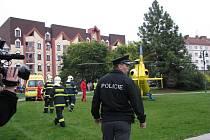 Tragické následky při loupežném přepadení v Krnově