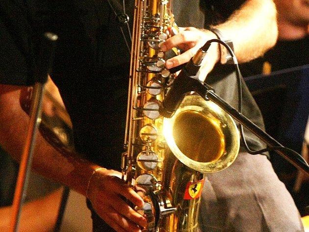 Swing, jazz - Ilustrační foto.
