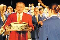 Sedmdesátku oslavil Karel Dospiva se svým orchestrem. K nedožité osmdesátce mu Dechový orchestr Mladých DOM Krnov uspořádal Jarní koncert.