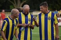 V Krnově se uskutečnil charitativní fotbalový zápas