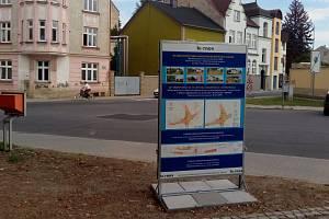 Krnovská křižovatka ulic Sv. Ducha, Hlubčické, Soukenické a Dvořákova okruhu se díky stavebním úpravám změní k lepšímu.