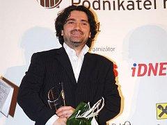 Generální ředitel Kofoly Jannis Samaras