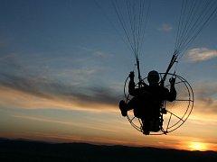 Letci z krnovského paraglidingového klubu už navštívili řadu zemí. Kromě sousedního Slovenska také Rakousko, Německo, Švýcarsko či Francii.
