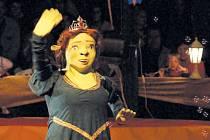 Cirkus Rudolf Berousek hostoval v Krnově už v roce 2009. Nyní přivezl zbrusu novou show, kterou bude uvádět kromě klaunů také Shrek a Fiona.
