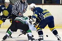 V základní části byl ve vzájemných soubojích s Krnovem úspěšnější Horní Benešov. Play-of je však jiná soutěž. Kdo z okresních rivalů postoupí do semifinále?
