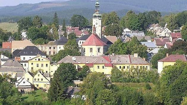 Andělská Hora.