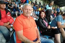 Fotbalový trenér a manažer Antonín Mura.