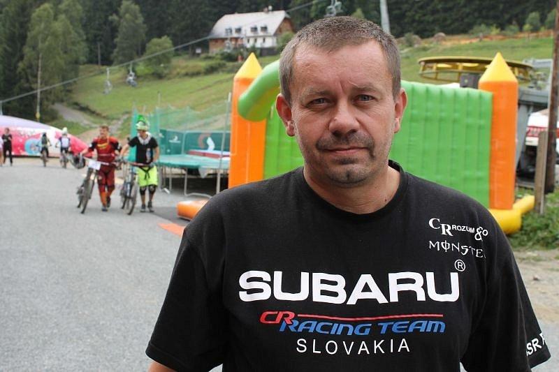 Adrenalinové zážitky lovili od pátku 30. srpna do neděle 1. září na jesenických svazích vyznavači horských kol. Na Kopřivné probíhal moravsko-slovenský pohár.