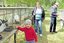 Obyvatelé Úvalna poavžují krajskou chovatelskou výstavu za nejvýznamnější událost roku.
