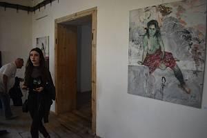 Marian Zwierzchowski je polský umělec evropského významu. Jeho výstava přilákala v červnu 2021 do Úvalna fanoušky z dalekého okolí.