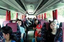 Děti z krnovské základní školy na Dvořákově okruhu jely navštívit své polské přátele a společně pak navštívily mimo jiné i ostravský Krajský úřad Moravskoslezského kraje.
