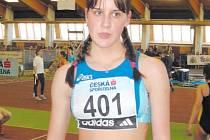 Kamila Němcová začínala se sportem doma v Zátoře, pak oblékla dres bruntálské Olympie a nejlepších výsledků dosáhla v barvách Olympu Brno.