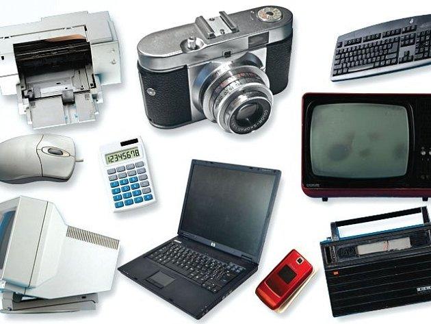 Staré nepotřebné elektrospotřebiče budou moci lidé opět vyměnit za nové a praktické dárky.