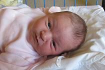 Natálie Mikulenková, se narodila 22.září 2011, vážila 3725 gramů, měřila 50 centimetrů, maminkou je Veronika Witássková, tatínkem je Petr Mikulenka, Žďárský Potok.