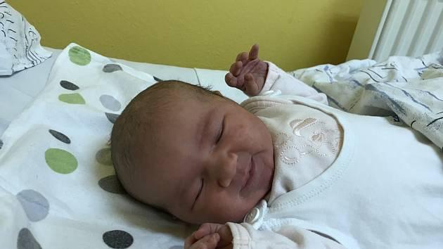 Jmenuji se NADĚŽDA GAZSAKOVÁ, narodila jsem se 18. Února 2020, při narození jsem vážila 3 890 gramů a měřila 49 centimetrů. Zátor.