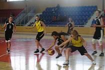Juniorky Slavoje vedou ligu. Mladé basketbalistky z Bruntálu se po posledních dvou vítězstvích dostaly do vedení moravské skupiny ligy juniorek.