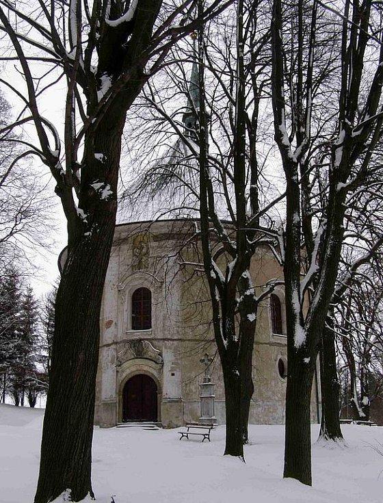 Kostel Navštívení Panny Marie v Rýmařově