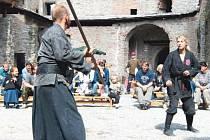 Východní bojová umění budou hlavním lákadlem víkendového programu na Sovinci.