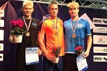 Bruntálský rodák a odchovanec místního plavání Roman Procházka, nyní závodící v barvách Ostravy, se představil na republikovém mistrovství v Plzni.